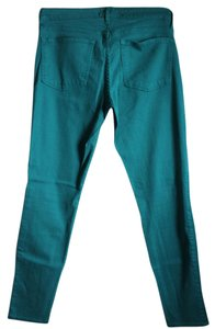 Rich & Skinny And Colored Teal Skinny Jeans