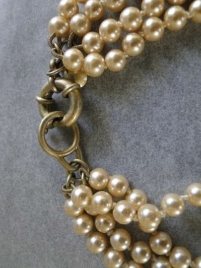 J.Crew Pearl Knot Necklace