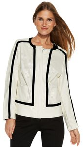 Alfani Black and White Jacket