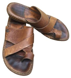 Brn camel brown Wedges