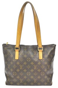 Louis Vuitton Cabas Piano Shoulder Bag