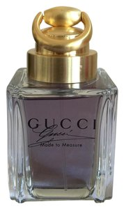 Gucci Gucci Made to Measure Pour Homme men's EDT Cologne 3.0 oz new tester - NO Box
