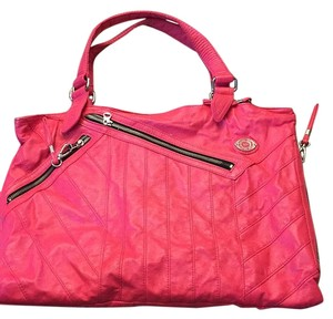 Diesel Tote in Hot Pink