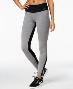 Nike Nike Legendary Dri-fit Wool Tight Legging Gray Black 685836