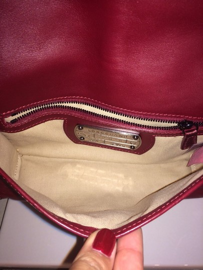 Longchamp Clutch Cross Body Bag
