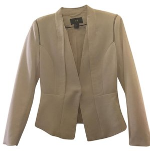 H&M Jacket White Blazer
