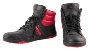 Gucci Leather Red/green/black black/red/green Athletic