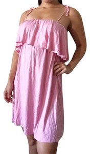 T-Bags Los Angeles short dress Pink on Tradesy