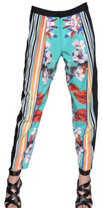 Clover Canyon Relaxed Pants Teal