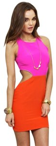 Naven Colorblock Dress