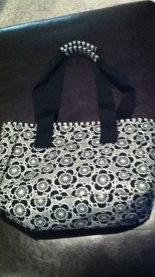 Other Lunch Lunchbag Office Work Insulated Picnic Park Mom Tote in black and gray
