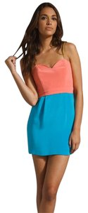 Naven Colorblock Day Dress