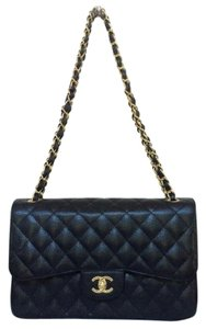 Chanel Change Jumbo Cross Body Bag