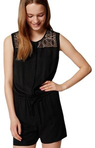 Black Ann Taylor Loft Rompers Jumpsuits Up To 70 Off A Tradesy