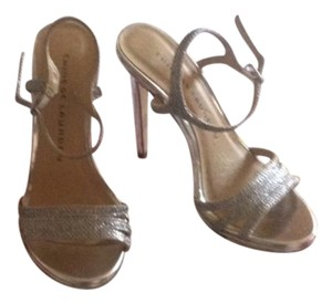 Chinese Laundry Silver Sandals