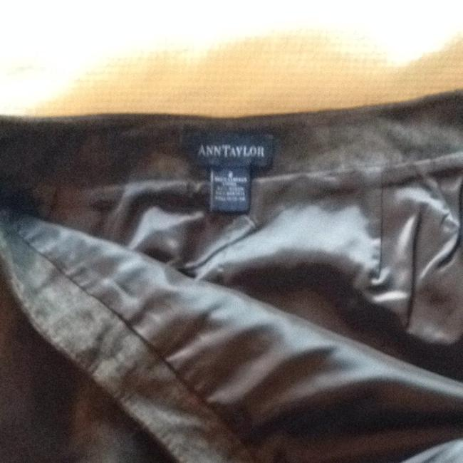 Ann Taylor Skirt Dark Brown