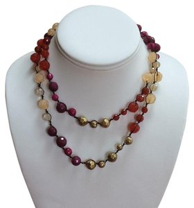 Lucky Brand Double Strand Necklace