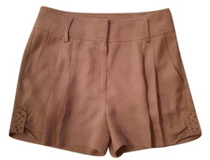 Cache Dress Dress Shorts Camel