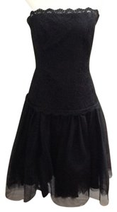 Shoshanna Shoshana Strapless Dress