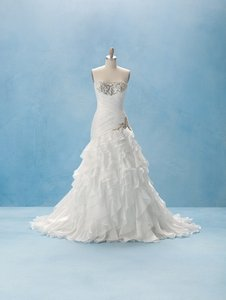 Alfred Angelo Jasmine-215 Wedding Dress