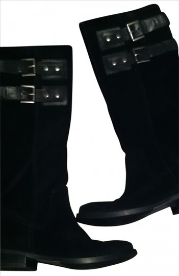 Preload https://img-static.tradesy.com/item/166247/nine-west-black-leather-equestrian-straps-buckles-perfect-bootsbooties-size-us-5-regular-m-b-0-0-540-540.jpg