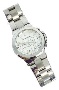 Michael Kors Polished Stainless Steel Watch