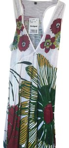 Desigual short dress White on Tradesy