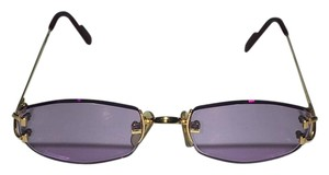 Cartier Light Purple Cartier Sunglasses