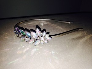 Claire's Bejeweled Headband
