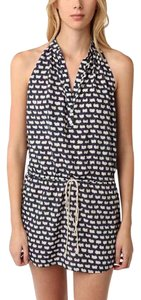 Urban Outfitters short dress Blue/Off White on Tradesy
