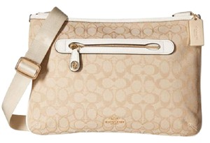 Coach Satchel Taylor Crossbody Floral Print 37578 Shoulder Bag