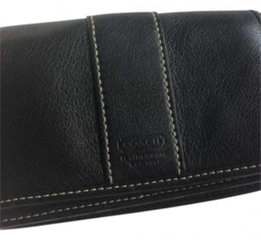 Coach Black Coach Wallet