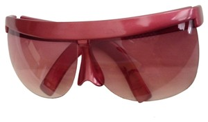 Courrèges 70's Courreges vintage plastic mod style sunglasses