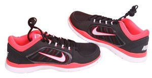 Nike Flex Trainer Training Gym Black Athletic