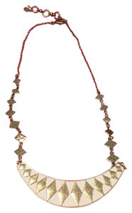Lucky Brand Enamel Collar Necklace JLRY2842