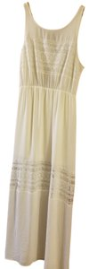 Light Cream Maxi Dress by Divided by H&M Wedding Summer Lace