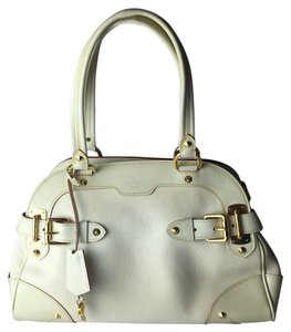 Louis Vuitton Lv Satchel in white