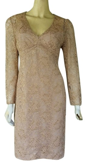 8732f1c929b outlet Talbots Nwt Beaded Lace 8p Petite 8  225 Dress - 70% Off Retail