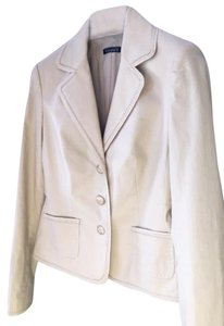 Tahari tan Jacket