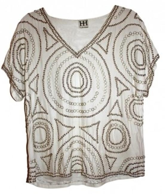 Preload https://item5.tradesy.com/images/haute-hippie-ivory-night-out-top-size-4-s-16629-0-0.jpg?width=400&height=650