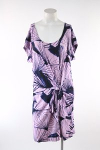 Maeve short dress Purple, Indigo Anthropologie Purple on Tradesy