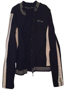 BCBGMAXAZRIA Black and Tan Jacket