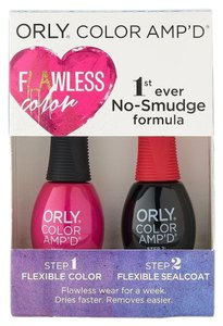 Orly Orly Color Amp'd Smudge Proof Nail Polish Kit - Cali Swag