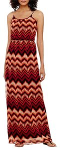 Maxi Dress by Cami print dress