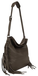 Kooba Leather Festival Shoulder Hobo Bag