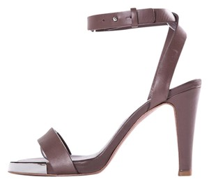 See by Chloé Brown & Silver Sandals