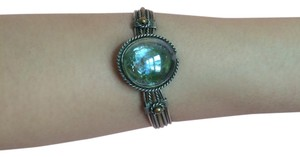 Other Vintage Gem Coiled Cuff