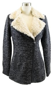 Ci Sono Casual Fur Coat