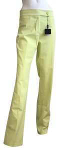 Burberry Trouser Pants Neon green