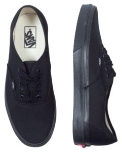 Vans Black/Black Athletic